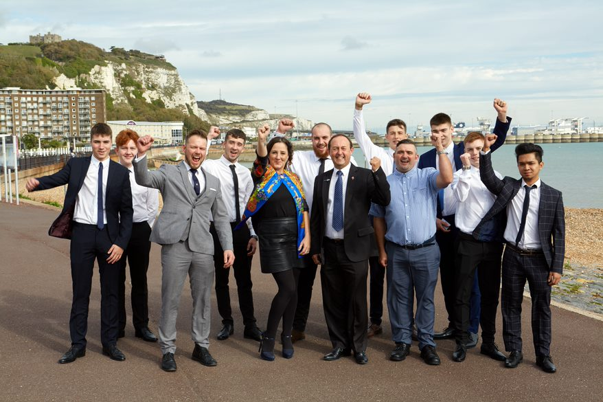 2019 DFDS Apprentices